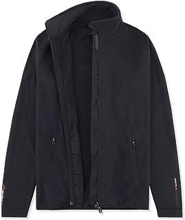Musto Womens Crew Fleece Jacket Coat Navy. Breathable