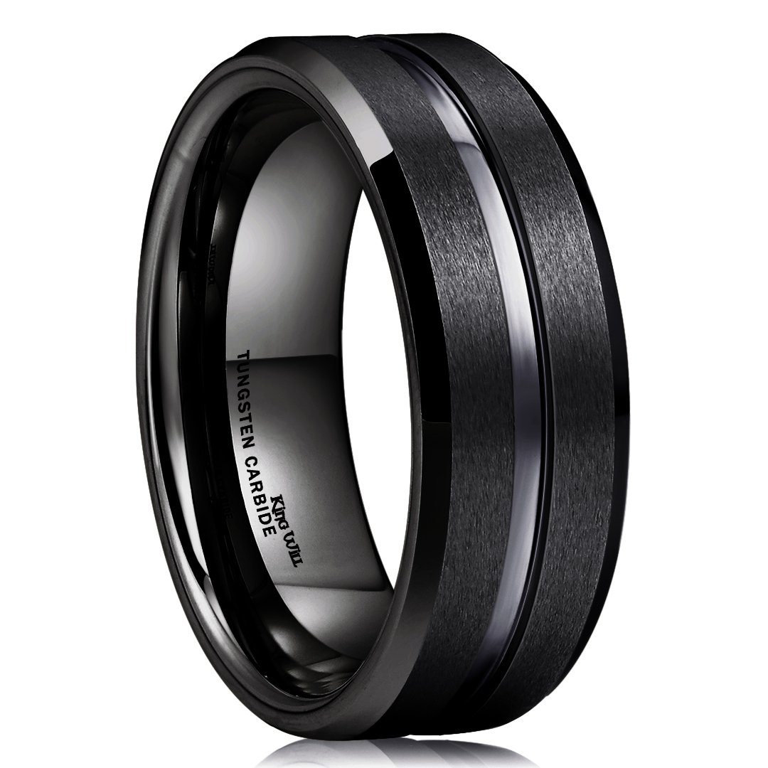 King Will Classic Tungsten Polished