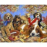 QWERDF 1000 Rompecabezas Pieza para Adultos, Colorido Animal Rompecabezas Juegos Novedosos para La Familia De Bricolaje Rompecabezas De Juguete Juego,A