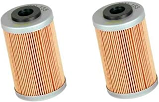 NEW KTM 250 SXF SX-F XCF XC-F OEM OIL FILTERS 2005-2011 2X 77038005044