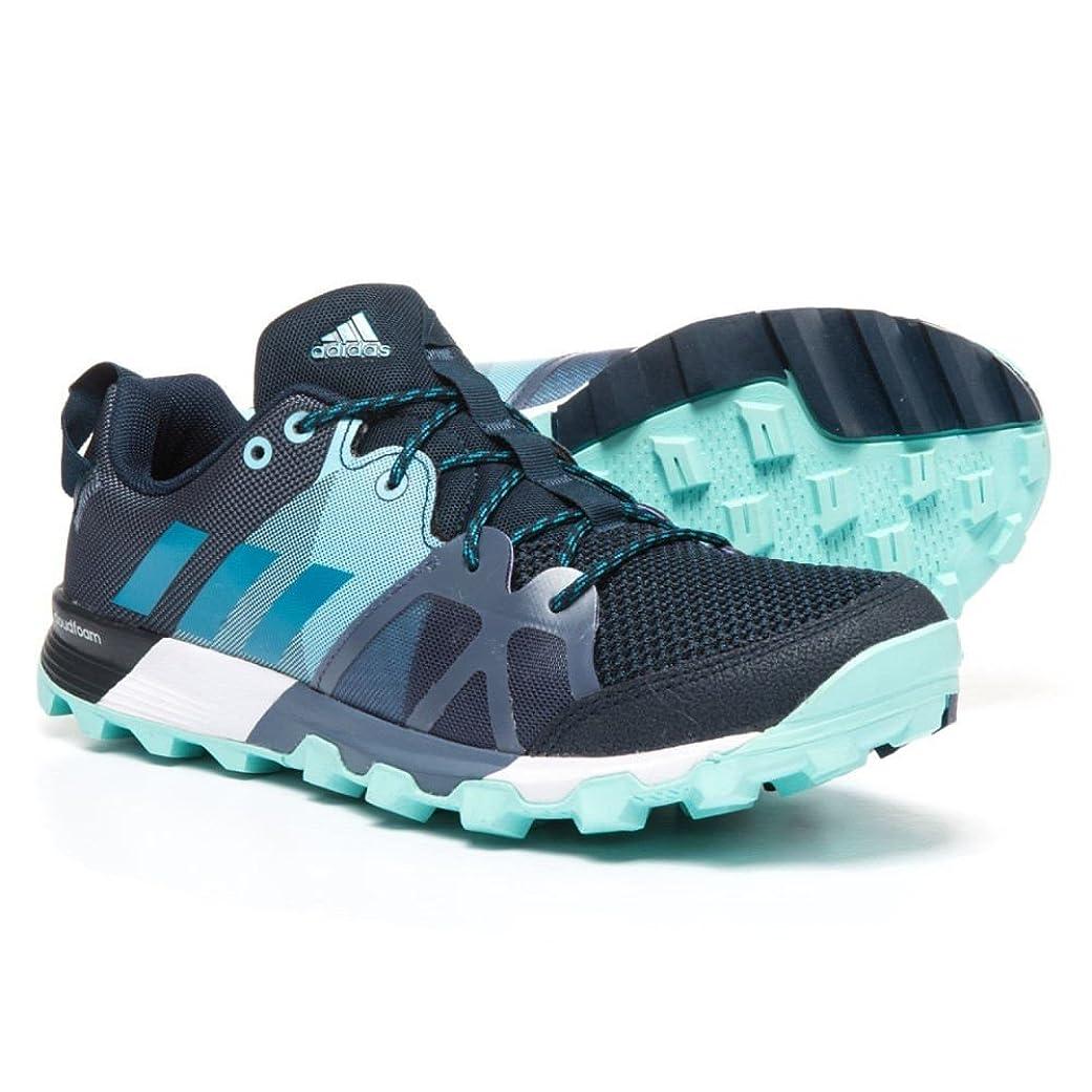 拒否いつでも羊飼い(アディダス) adidas レディース ランニング?ウォーキング シューズ?靴 outdoor Kanadia 8.1 Trail Running Shoes [並行輸入品]
