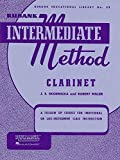 Rubank Intermediate Method - Clarinet (Rubank Educational Library)