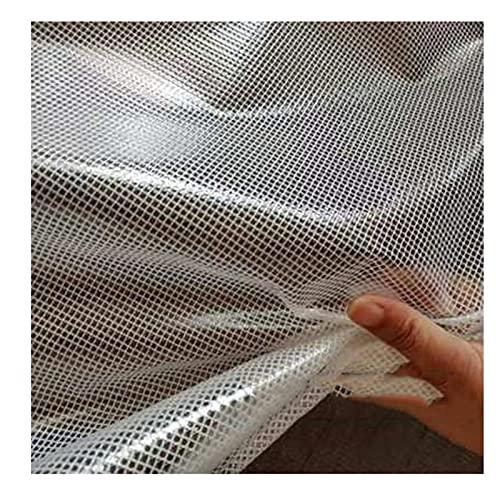 LJIANW lonas impermeables exterior, Fortificado Impermeable Tarea Pesada Hoja De Lona Transparente Película De Lona Con Ojales A Prueba De Viento Aislamiento De Plantas Cubierta Del Dosel Para Inverna