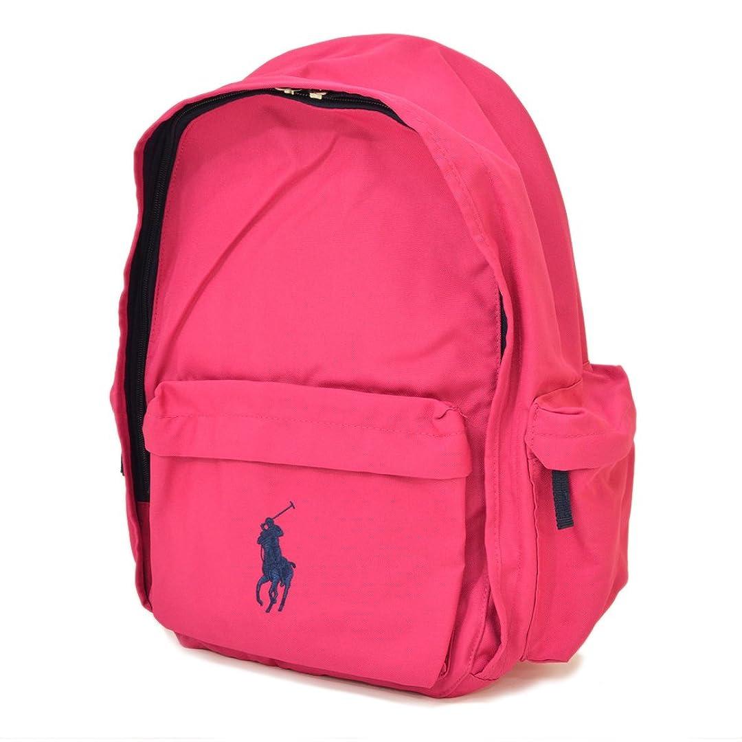 ベッドもう一度ソーシャルPOLO Ralph Lauren(ポロラルフローレン)リュック/ポニー/バックパック/it216(950225 Classic Pony Backpack:ピンク/ネイビー)