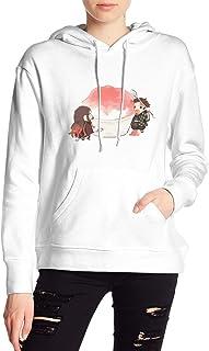Demon Slayer Kimetsu No Yaiba Kamado Nezuko Tanjirou Hoodies Sweatshirt Adult Pullovers for Women