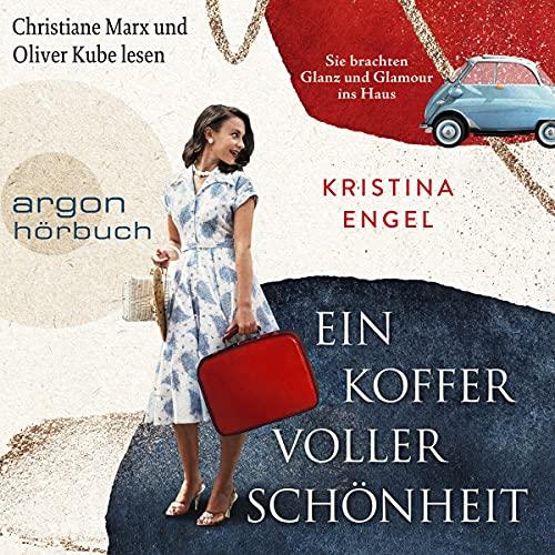 Page de couverture de Ein Koffer voller Schönheit