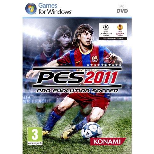 Pes 11 : Pro Evolution Soccer 2011