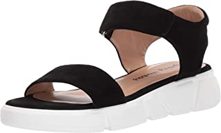 Dirty Laundry by Chinese Laundry Women's ASHVILLE Sandal, BLACK SUEDE, 9.5 M US