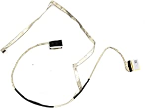 GinTai LED LCD Video Cable Replacement for Dell Inspiron 15 7557 7559 7000 014XJ8 14XJ8 DD0AM9LC010, 30 Pin