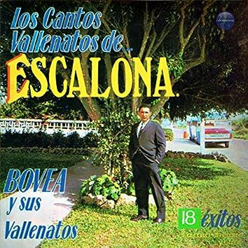 Los Cantos Vallenatos de Escalona