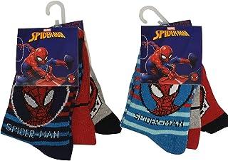 Medias niños, calcetines coloridos en paquete de 6 para niños