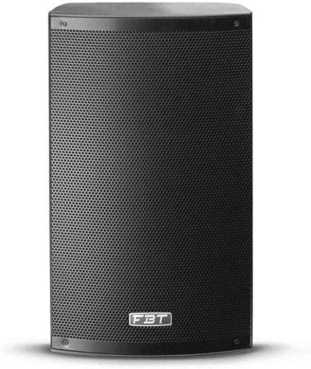 Fbt x lite 10a - cassa monitor audio diffusore professionale attivo da 1000w - 126db spl, nero X-Lite 10A
