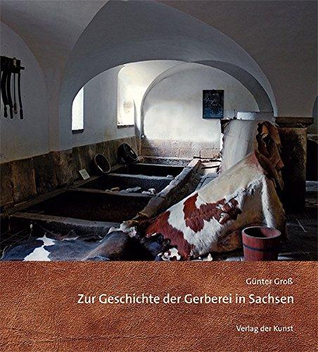 Zur Geschichte der Gerberei in Sachsen (Reihe Weiß-Grün 38)