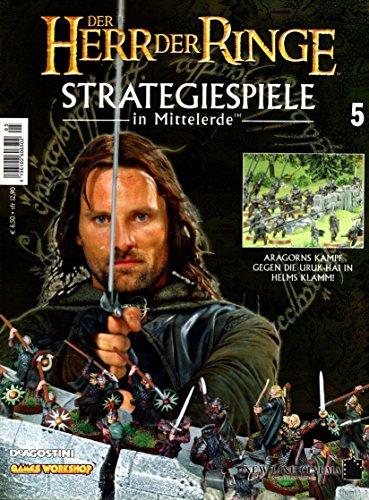 Herr der Ringe, Strategiespiele in Mittelerde Bd. 5 (Heft)
