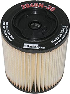 Racor 2040N-30 Replacement Filter Element Turbine Series 30 Micron