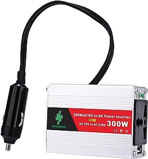 gazechimp Potência Do Inversor DC 10~15V a 220V AC Conversor de Potência Máxima de Saída Dupla USB Carregador de Carro 300...