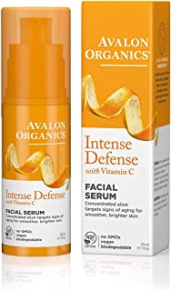 Avalon Organics Intense Defense Facial Serum, 30 ml