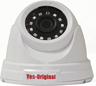 Yes Original OR D 120 1080P IR Dome AHD 4in1 Camera 24PCS IR LED Resolution 2 MP Lens 3.6 MM