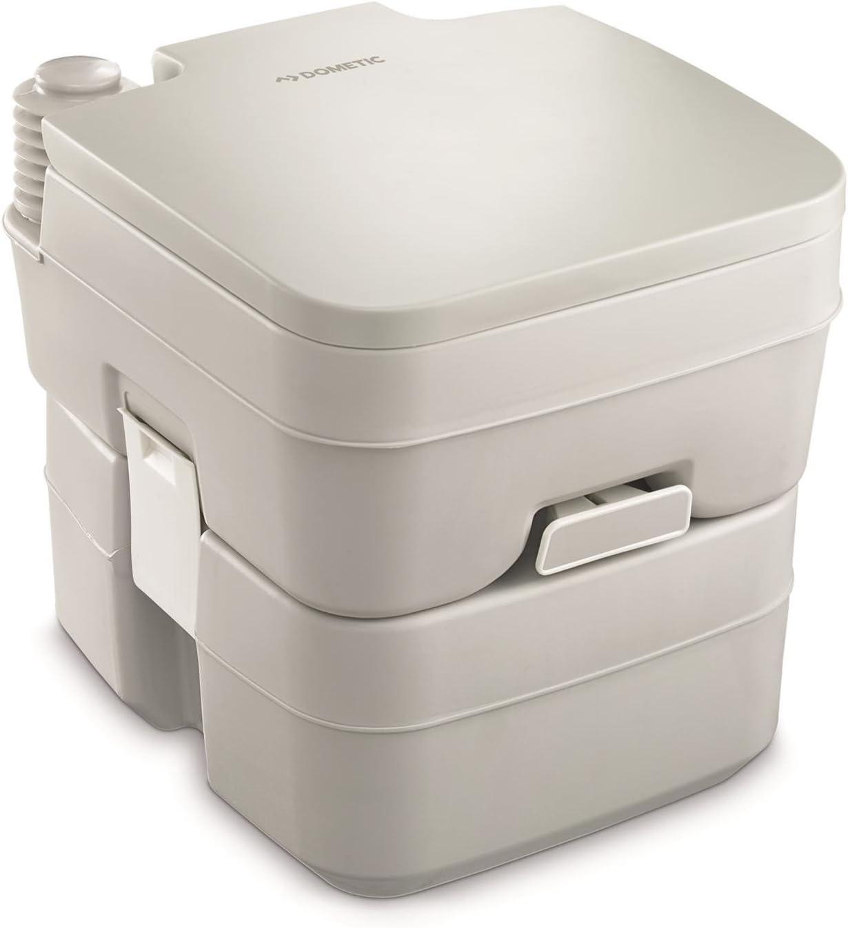 DOMETIC 9108557677 Toilettes Portables, Gris