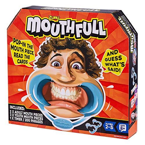 ZURU Mouthful Card Game, Orange