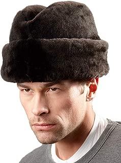 Mouton Sheepskin Russian Cossack Hat