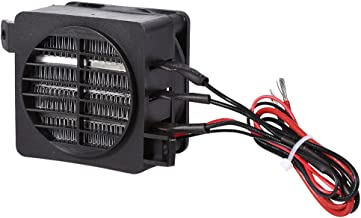 PTC Car Air Heater 100W 12V Energy Saving Car Fan Heater Constant Temperature Heating Element Heaters