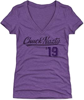 500 LEVEL Charlie Blackmon Women's Shirt - Colorado Baseball Women's Apparel - Charlie Blackmon Players Weekend