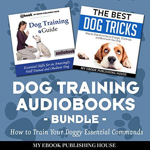 Dog Training Audiobooks Bundle cover art