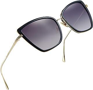 ce0aa215a1e4 Joopin Fashion Cat Eye Sunglasses Women Retro Transparent Frame Brand Sun  Glasses