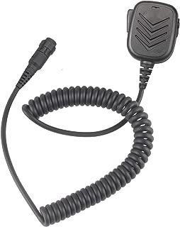 Kymate Speaker Mic Compatible with for YAESU VX-8, VX-8DR, VX-8E, VX-8R, VX-9U Microphone