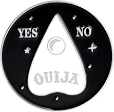 Brooches For Men - Witch Yes or No Mister Brooch Denim Pu Pin Shirt Badge Fashion Gift Friend