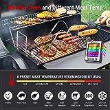 Zoom IMG-1 thermopro tp17h termometro cucina digitale