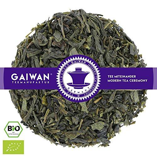 GAIWAN Earl Grey Green I Bio Grüner Tee lose I Grüntee (250g I Nr. 1291)