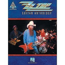 ZZ Top - Guitar Anthology. Partitions pour Tablature Guitare