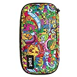 ZIPIT Jumbo Pencil Pouch for Adults, Large...