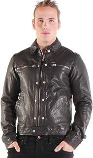 Men's L-Bunmi Leather Jacket