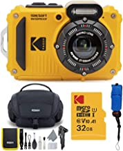 $179 » Kodak PIXPRO WPZ2 Rugged Waterproof 16MP Digital Camera with 4X Optical Zoom with Koah Nostrand Gadget Bag with Accessory ...