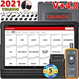 LAUNCH X431 V+ 4.0 (Upgrade Version of X431 V PRO) Bi-Directional Full Systems Diagnostic Scan Tool,31+ Reset Functions, ECU Online Coding, Actuation Test,IMMO, AutoAuth for FCA SGW, 2 Years Update