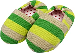 Tirzro Little Kids Unisex Child Winter Warm Slippers Toddler Indoor Slip-on Shoes