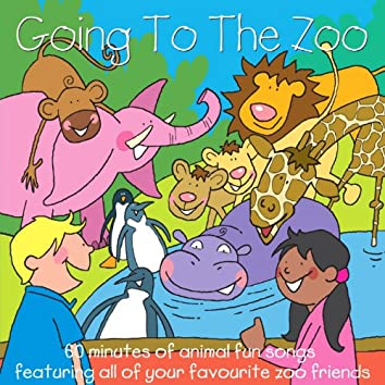 Going to the Zoo (60 Minutes of Animal Fun Songs Featuring All of your Favorite Zoo friends)