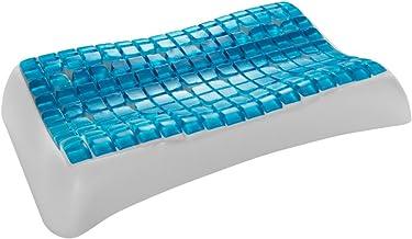 Technogel *解剖曲线凝胶枕头 66 x 40 厘米 白色 11 cm TG-PIL-AC11