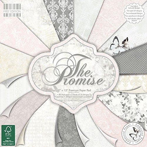 First Edition - Papel Decorativo (30,5 x 30,5 cm)