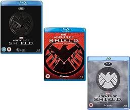 Agent Of S.H.I.E.L.D. - Complete Season 1-3 - Marvel 3 Movie Bundling Blu-ray