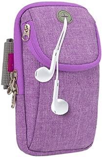 Kylin Express Running Phone Bag Men and Women Wrist Arm Bag#G