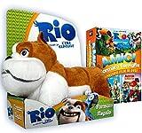 Rio / Alvin Superstar 2 / L'Era Glaciale 3 (Limited) (3 Dvd+Peluche modello assortito)