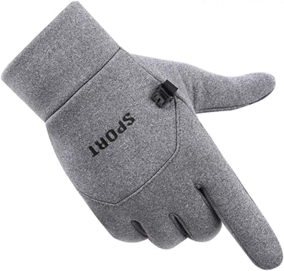 GYZLZZB Outdoor Latest item Popular product Warm Gloves for Velvet Plus Winter Riding Men's
