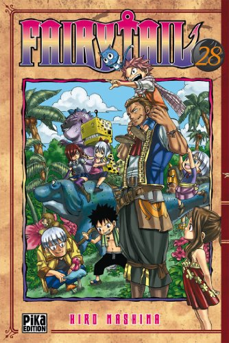 Fairy Tail T28