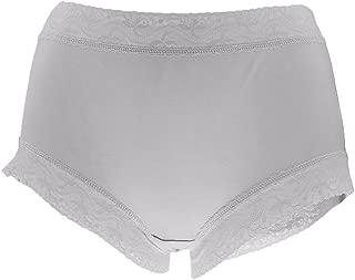 IPOTCH Women Girls 100% Silk Boyshorts Boxers Knickers Underwear Panties Briefs