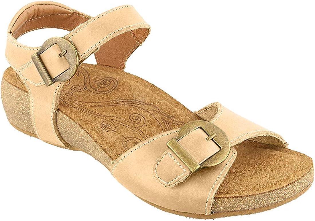 supreme Taos Footwear Women's Vera Nude US New Shipping Free 5-5.5 Sandal M
