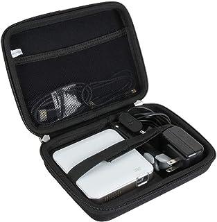 Hermitshell Hard Travel Case for Kodak Luma 150 Pocket Projector (Case for Kodak 150 Pocket Projector)